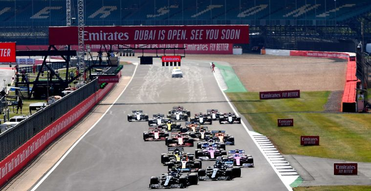 Silverstone announced as the first sprint race of the season!