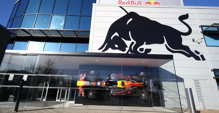 Red Bull op jacht naar nieuw talent: 'Interessantste project op motorgebied'