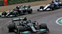 Image: Will Russell lose his Mercedes position?