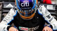 Afbeelding: Alonso verwacht zwaar weekend in Portugal: 'Zal een andere uitdaging worden'
