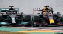 Image: How long can Red Bull and Mercedes go without team orders?