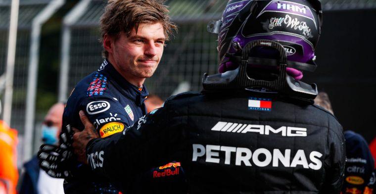 Red Bull en Mercedes wijzen naar elkaar: ''Niemand wil de favoriet zijn''