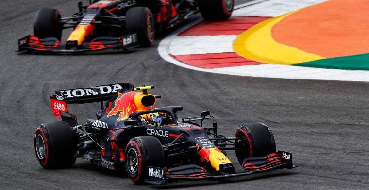 Red Bull is het voordeel kwijt: 'Mercedes lijkt de snellere auto in Portimao'