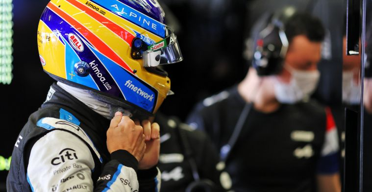 Alonso: 'I enjoyed driving the circuit for the first time in a Formula 1 session'