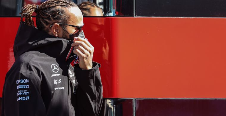 Hamilton: 'It feels like we've come with too hard compound'