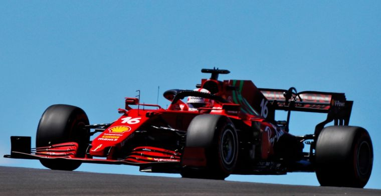 Ferrari wants to treat drivers equally and will not use new floor