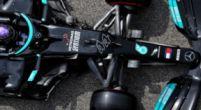 Afbeelding: Mercedes vindt schade aan beide auto's: 'Heeft Hamilton zeker snelheid gekost'