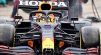 Afbeelding: Nieuwe onderdelen gespot op de RB16B van Verstappen en Perez in Portugal