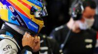 Afbeelding: Alonso: 'Ik vond het leuk om voor het eerst in een Formule 1-sessie op het circuit te rijden'