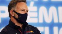 """Image: Horner: """"A rather frustrating third place for Verstappen"""""""