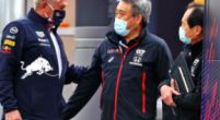 Image: Honda chief executive Tanabe: 'Purely the work of Red Bull'