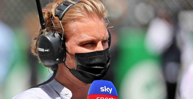 Rosberg bijzonder kritisch: Verstappen maakte gewoon meer fouten