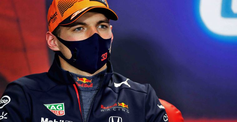 Verstappen doesn't care about comment: 'I don't need Nico for that'