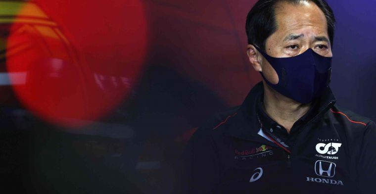 Honda content met optreden Verstappen: 'Dat is zo belangrijk voor kampioenschap'