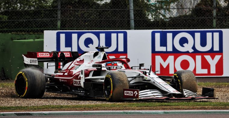FIA to look again at Raikkonen's penalty in Imola after new evidence