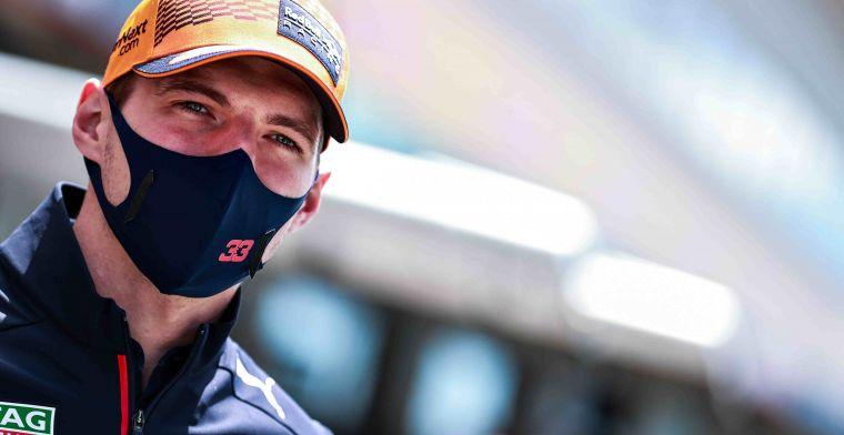 Verstappen's extra championship point taken away: Really? That's a bit strange