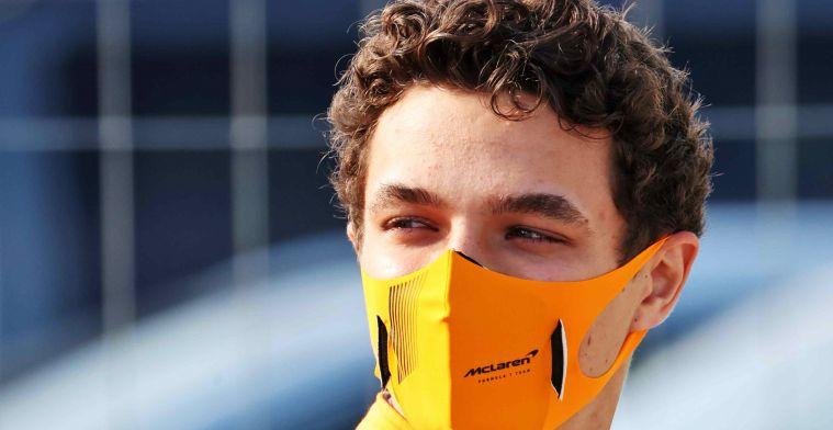 Stelling | Norris wint binnen vier jaar de wereldtitel in de Formule 1