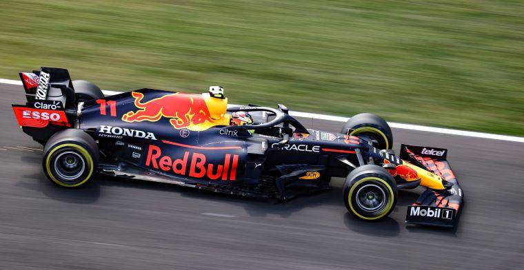 Respect voor Red Bull: Vooral moedig, zeer moedig zelfs
