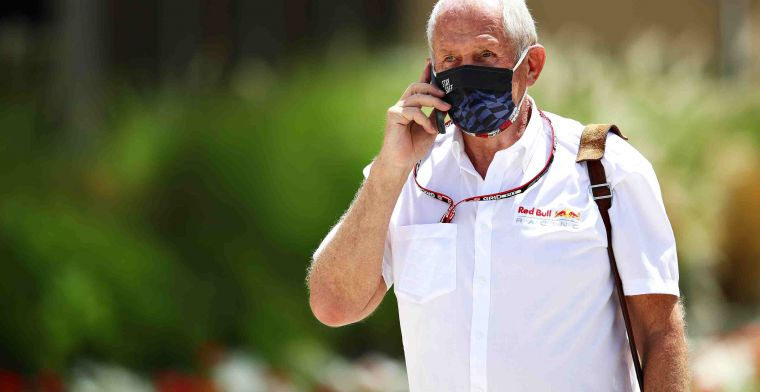 Red Bull chief sees Verstappen slip up: Unfortunately Max made a mistake