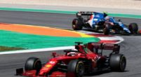 """Image: Leclerc reacts to P6: """"I haven't done a great job as driver"""""""