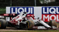 Image: FIA to look again at Raikkonen's penalty in Imola after new evidence