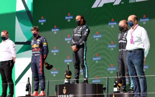 Verstappen powerless: 'Mercedes dominated the race'