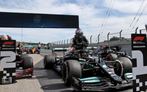 Bewees Mercedes in Portimao toch een sterkere motor te hebben dan Honda?