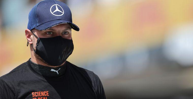 'Bottas lacks self-confidence compared to Hamilton and Verstappen'