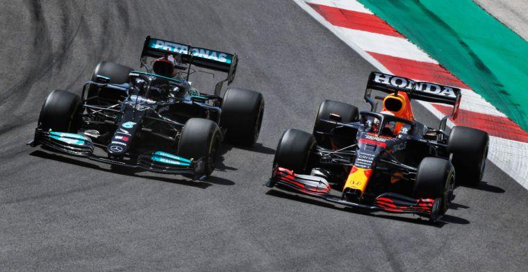 Cijfers na Portugal | Norris weer perfect, Hamilton en Verstappen niet foutloos