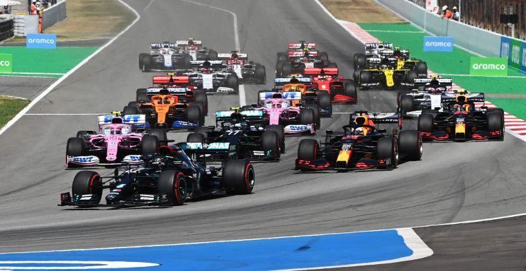 Tijdschema Grand Prix van Spanje: Zo laat moet je inschakelen voor de race