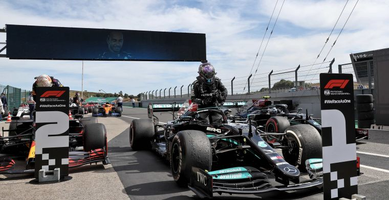 Bottas in a Mercedes will always be beaten by Max in a Red Bull