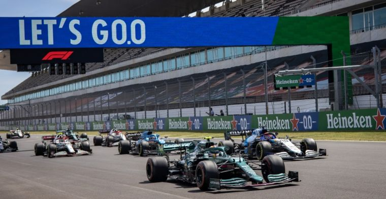 Cijfers voor de teams na Portugal: het weekend van Mercedes