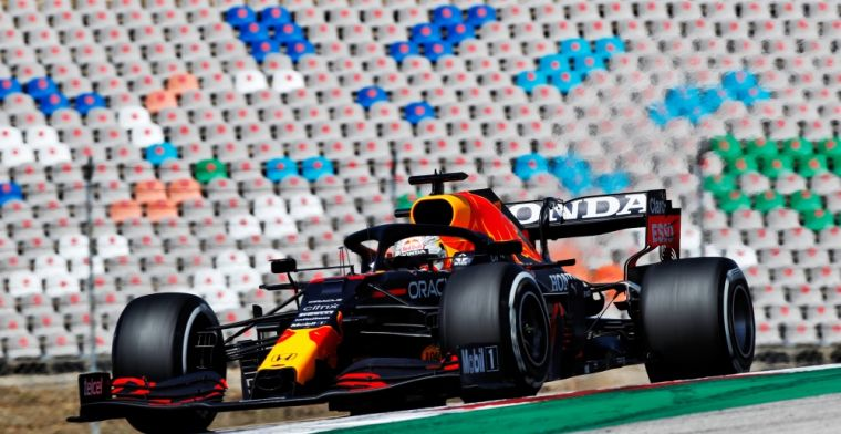 Verstappen did not get all updates: Only Perez drove with the full package
