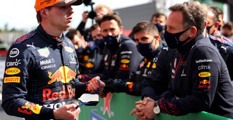 Horner feels frustrated with Verstappen: 'He hasn't enjoyed this weekend'
