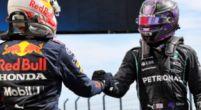 Afbeelding: Hamilton ziet Red Bull terrein inleveren: 'Wij hebben geen stap vooruit gemaakt'