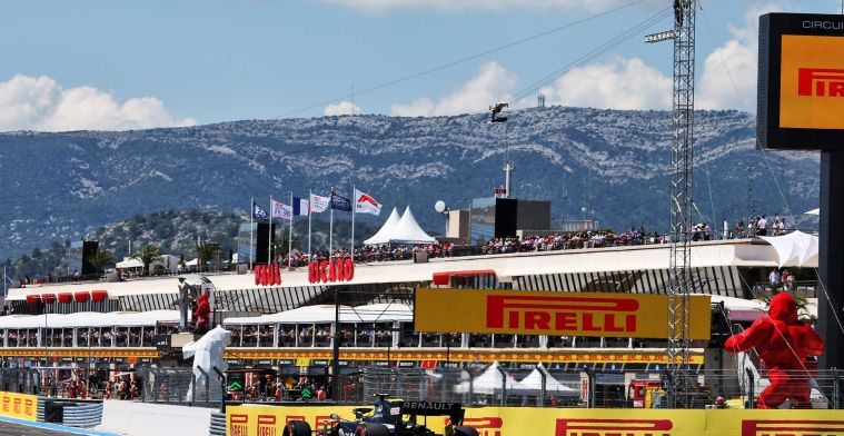 Boullier: Big meetings coming to discuss potential of fans at the French GP