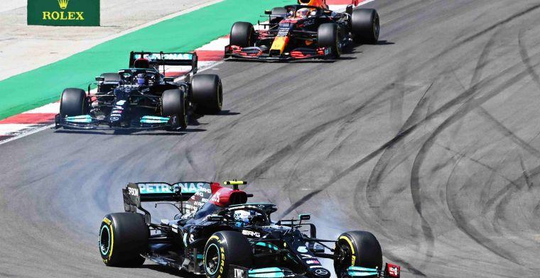 Hoge verwachtingen van Red Bull in Spanje: 'Rechte stuk niet zo belangrijk'