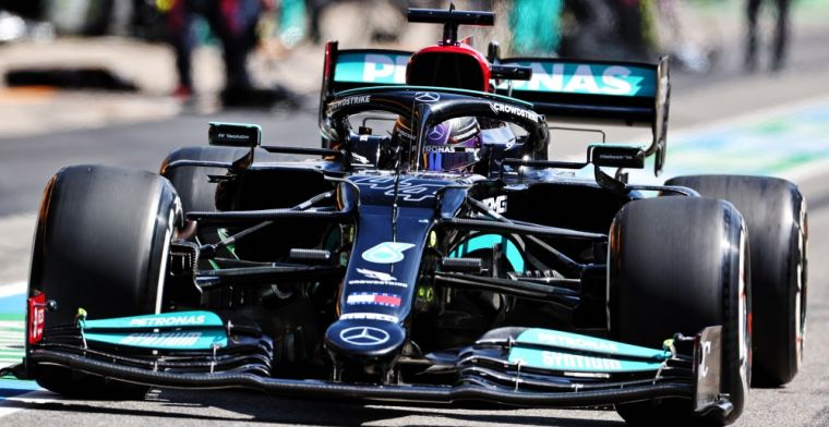 Mercedes fails with strategy: 'We clearly made a stupid mistake'