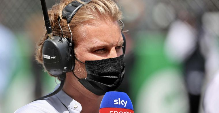 Rosberg positive about Verstappen: Max is one of the best drivers ever