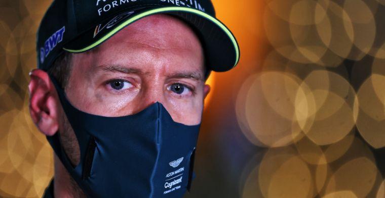 """Nieuwe updates voor Vettel: """"Ik hoop dat het een beter weekend wordt"""""""