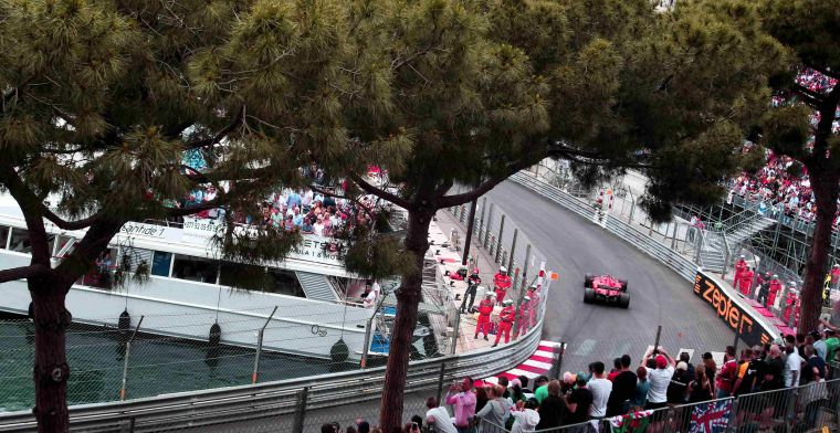 Good news: the Monaco Grand Prix will be open to fans!