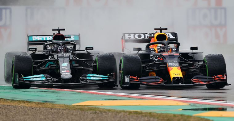 Mercedes' advantage over Red Bull was a one-off