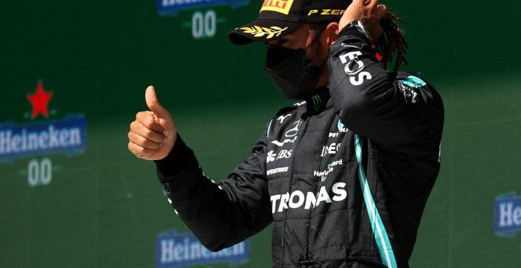 Wolff bevestigt: binnenkort in gesprek met Hamilton aangaande contractverlenging