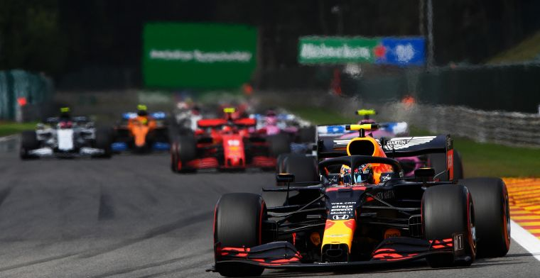 Rumour: Will the 2022 Russian Grand Prix take place in St. Petersburg?