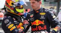Image: VIDEO: Verstappen back in a kart after four years for balloon race against Perez