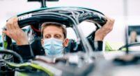 Afbeelding: Grosjean kan zijn geluk niet op: 'Rijden voor Mercedes wordt een unieke ervaring'