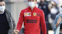 """Afbeelding: Portugal frustrerend voor Leclerc: """"Een vrij slecht weekend voor me geweest"""""""