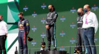 Image: Verstappen's frame of reference in title battle: 'Hamilton has set the benchmark'