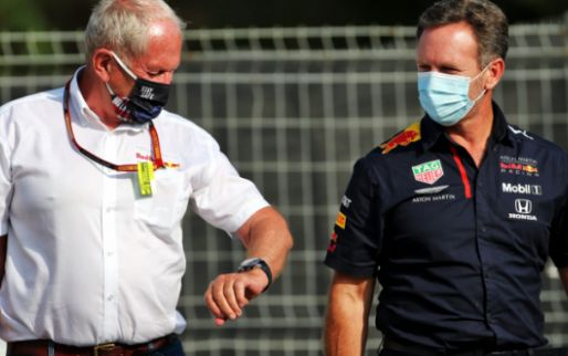 Marko: 'We moeten Verstappens temperament temmen om zicht op de titel te houden'