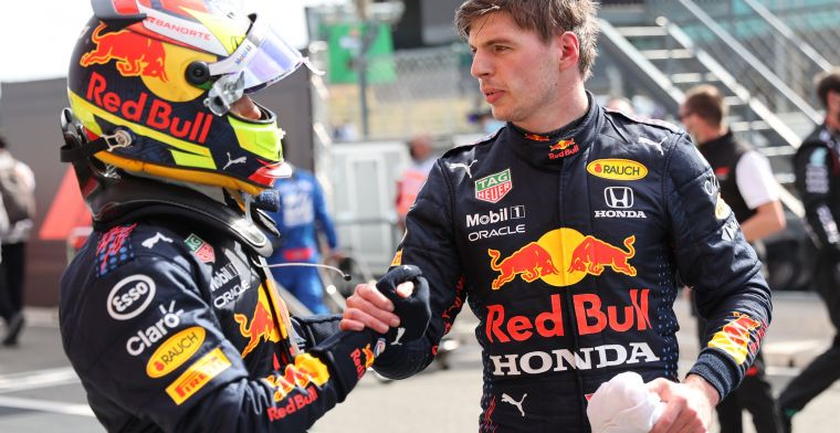 'I'm looking at Verstappen to match his level, and then I want to go past that'
